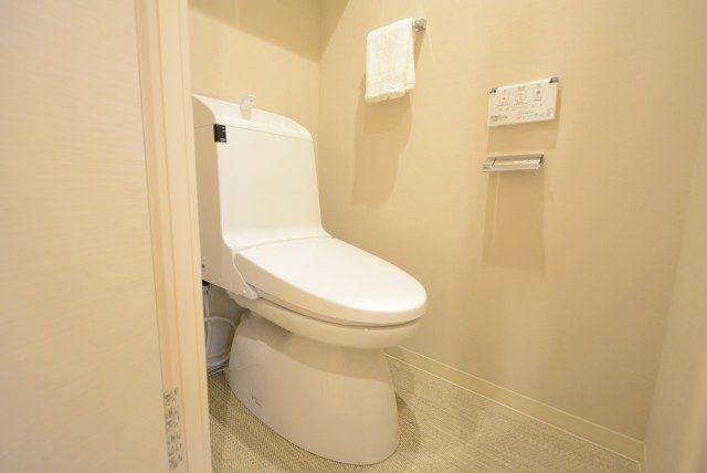 エクセルシオール碑文谷 トイレ