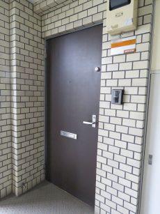 藤和三軒茶屋コープ 玄関扉