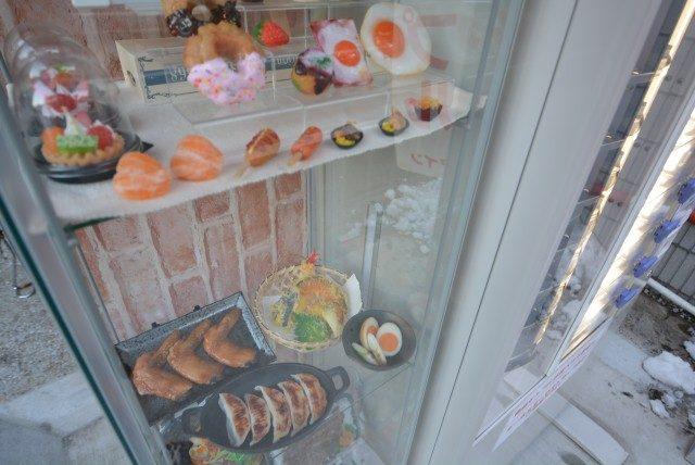 大森町 (22)食品サンプルの自販機