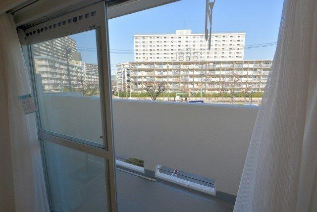 ファミール浜園 2 バルコニー