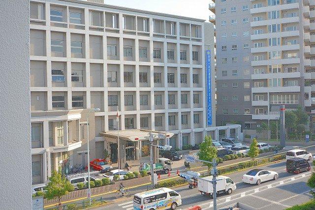 メゾンドール高田馬場 バルコニー