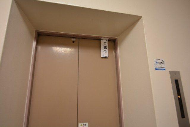 ピロティ五反田 エントランス