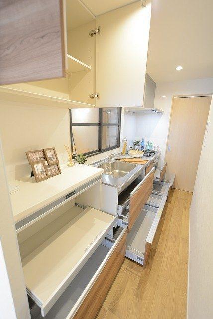 メゾンドール高田馬場 キッチン