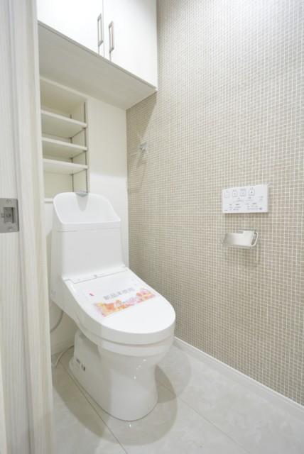 朝日クレス・パリオ西落合 トイレ