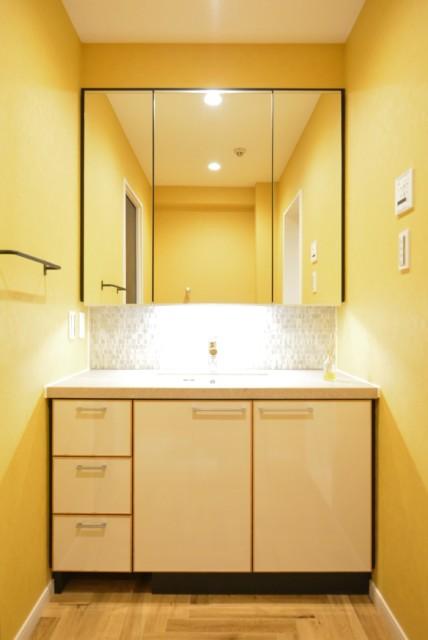 幡ヶ谷YMビル 洗面室
