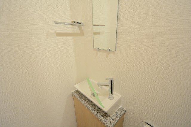 グローリオ蘆花公園 トイレ
