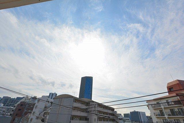 春日ビューハイツ バルコニー②