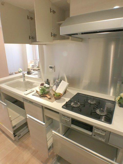 両国石原パ―クホームズ キッチン