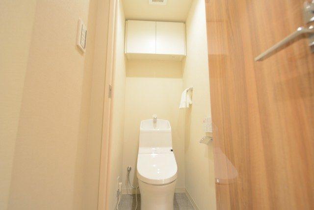渋谷本町オリエントコートⅡ トイレ