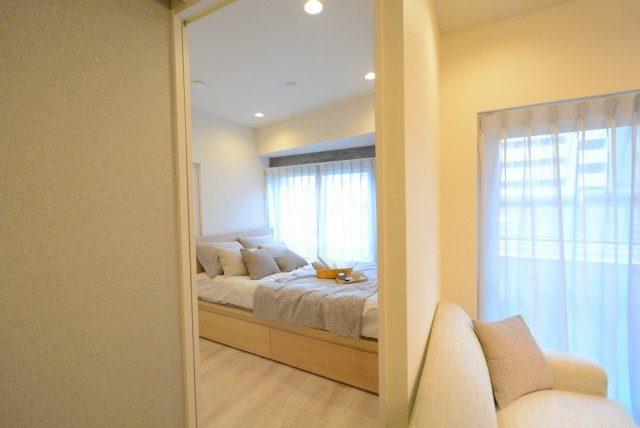 シャトレー幡ヶ谷 洋室2