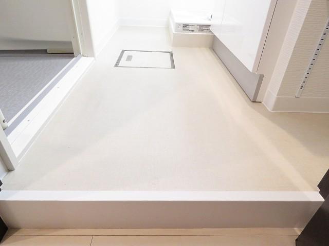 メガロン大森 洗面室