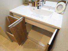 ライオンズガーデン幡ヶ谷 洗面化粧台