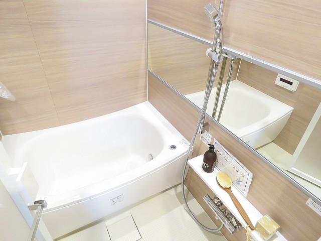 ライオンズガーデン幡ヶ谷 バスルーム