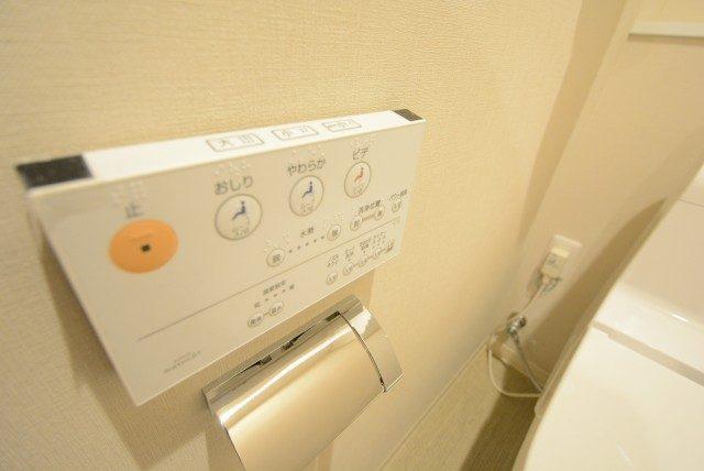 幡ヶ谷YMビル トイレ