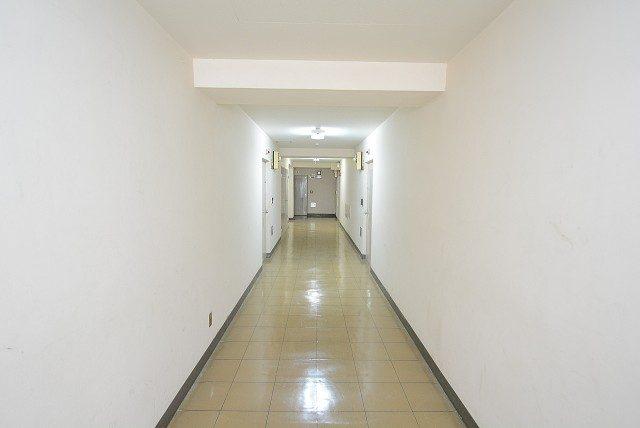 メゾンドール高田馬場 内廊下