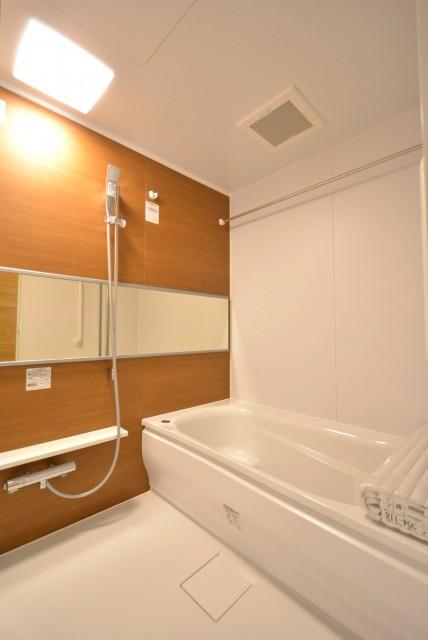 エクセル馬込 浴室