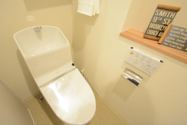 メインステージ高井戸 トイレ