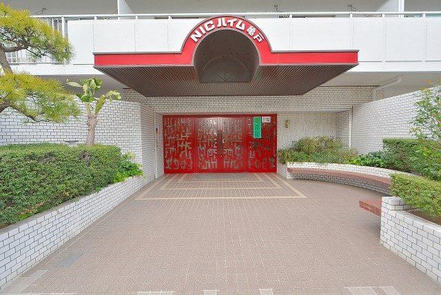 NICハイム亀戸 エントランス