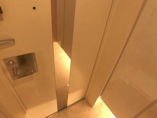 両国石原パ―クホームズ 玄関