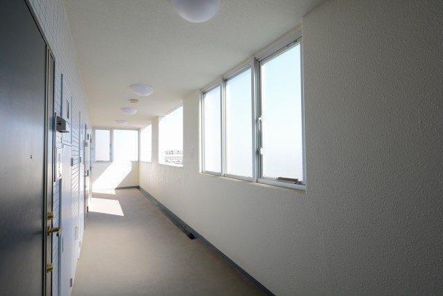 メインステージ高井戸 (14)外廊下