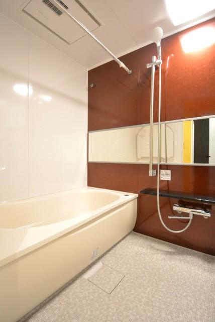 幡ヶ谷YMビル 浴室