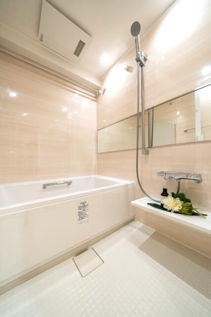 マートルコート恵比寿南Ⅱ 浴室