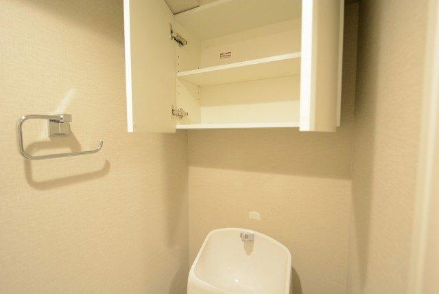 川口アパートメント トイレ