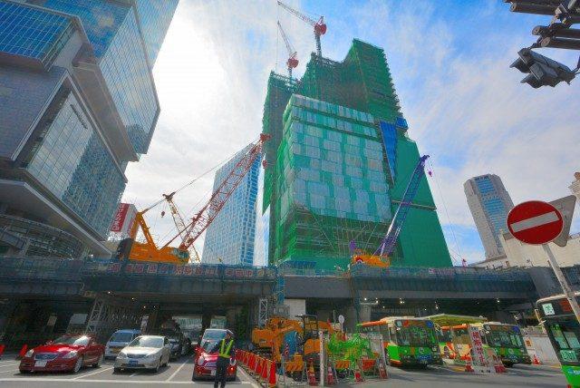 渋谷駅周辺