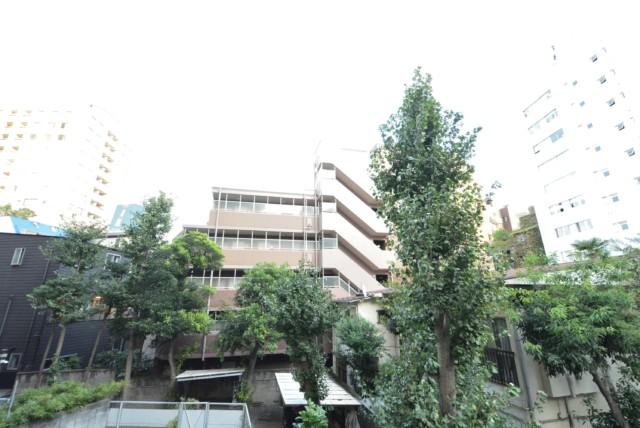 マンション広尾台 (22)バルコニー