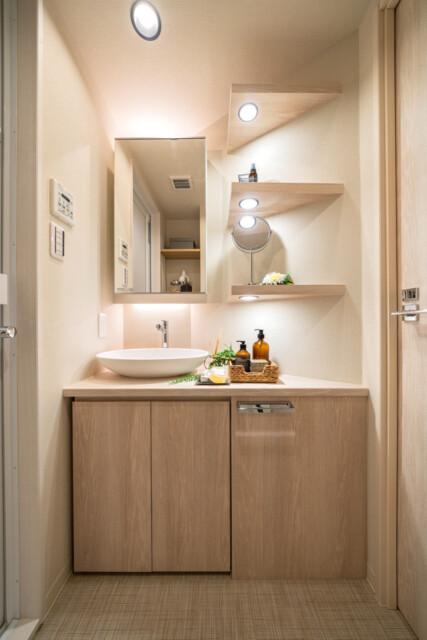 マートルコート恵比寿南Ⅱ 洗面室