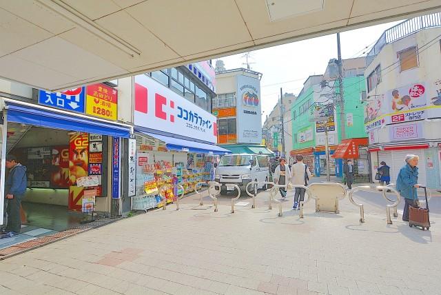 学芸大学駅西口