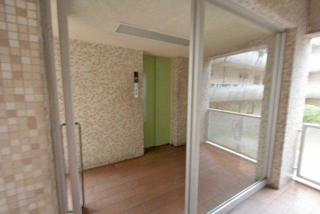 川口アパートメント 外廊下