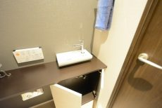 外苑パークホームズ トイレ