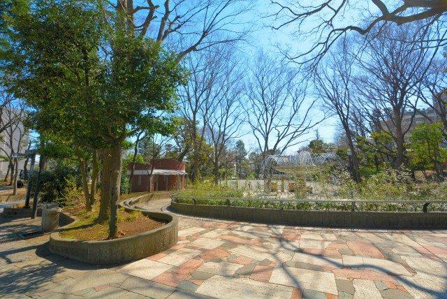 大塚駅周辺 公園