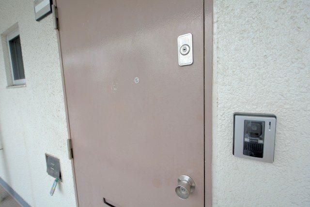 本郷サンハイツ9 玄関
