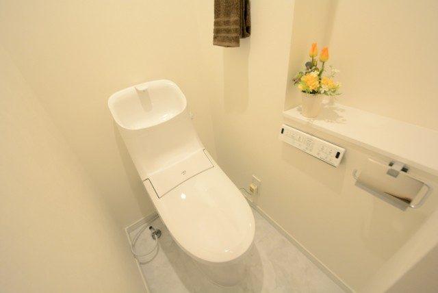 パティオ西早稲田 トイレ