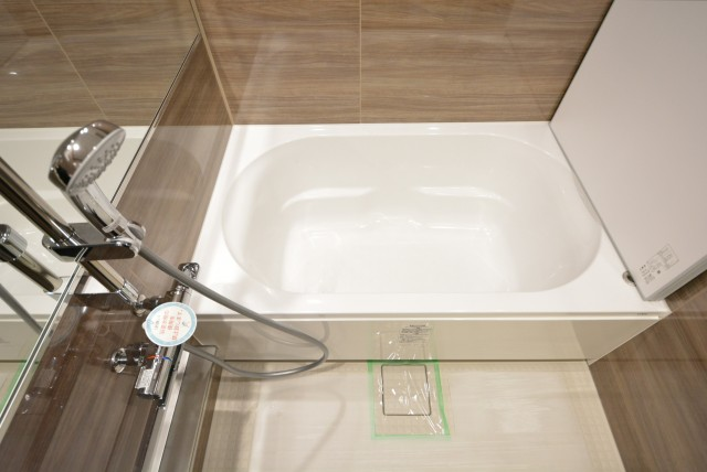 川口アパートメント 浴室