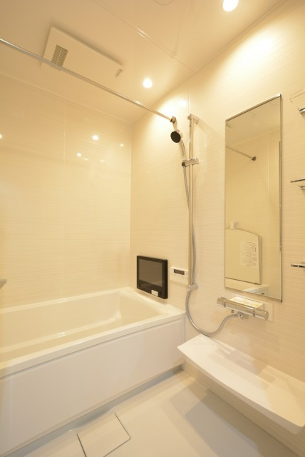 サンクレイドルレヴィール池袋 浴室