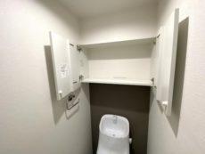 東建島津山南ハイツ トイレ