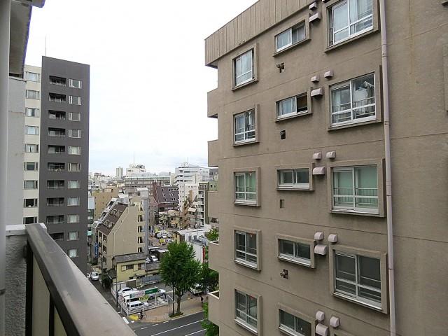五反田サニーフラット 眺望