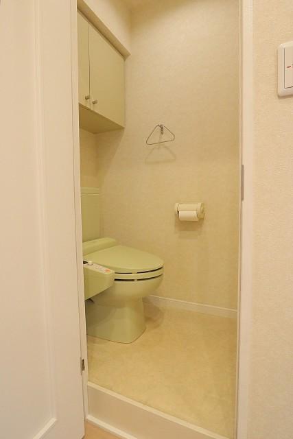 イトーピアアルファシティ池袋 トイレ