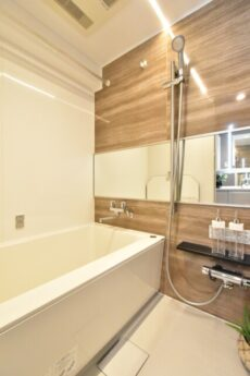 小日向サニーハイツ 浴室