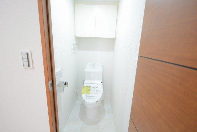 サンウッド新宿戸山フラッツ トイレ