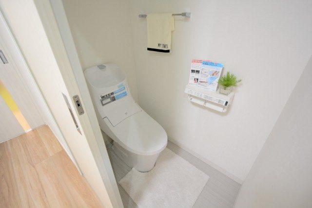 グローリア初穂音羽 トイレ