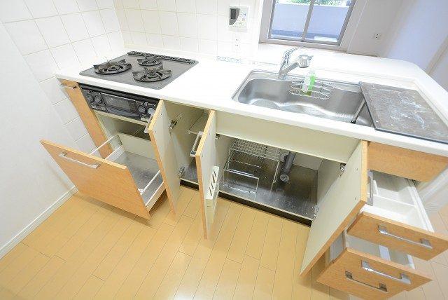 小石川ザ・レジデンス キッチン