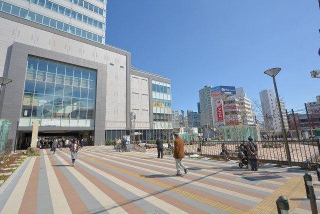 大塚駅周辺 駅