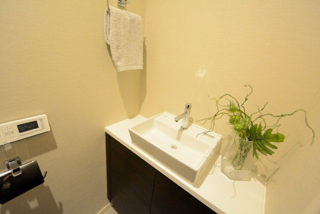サンビューハイツ渋谷 トイレ