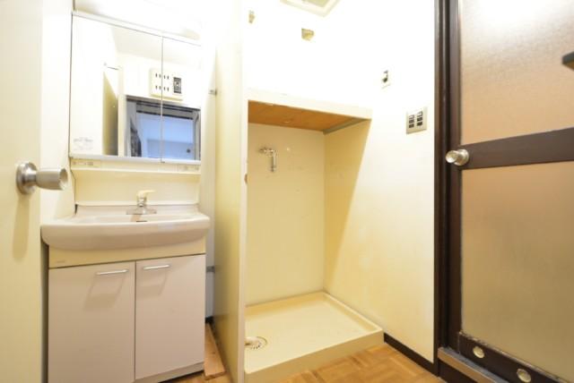 マンション広尾台 洗面・浴室