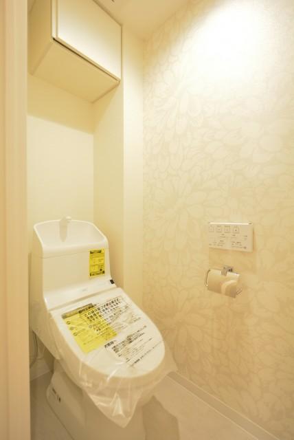 サンクレイドルレヴィール池袋 トイレ