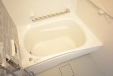 中野永谷マンション 浴室